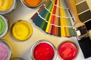 Peintures et papiers peints